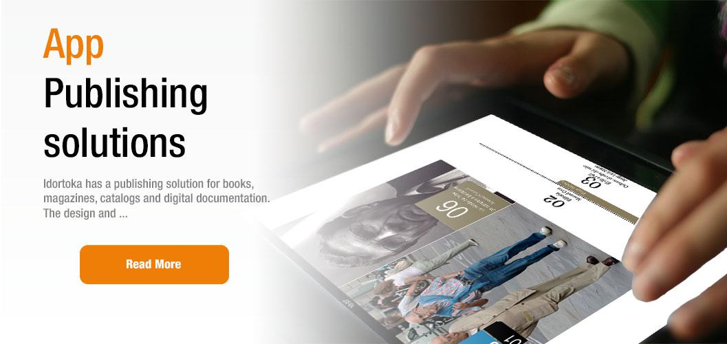 App Publishing solutions